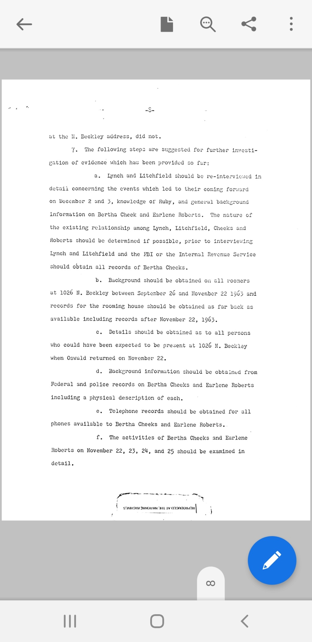 Did Oswald deny living at 1026 N Beckley?  - Page 6 Scree275