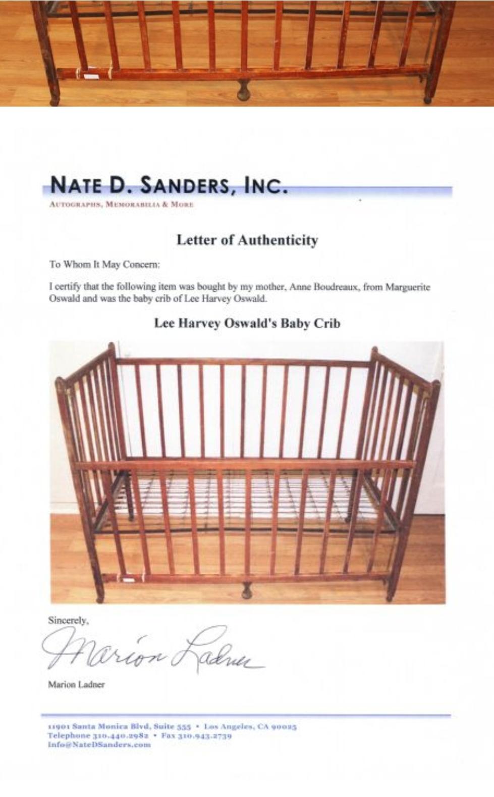 CRIB'AGE talking cribs n parts   Scree531