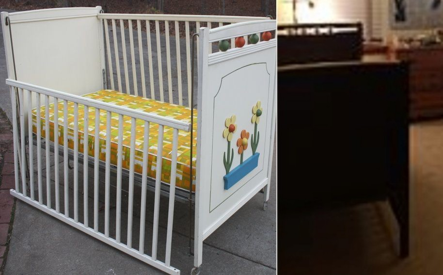 CRIB'AGE talking cribs n parts   Zombod16