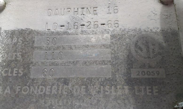 Une antiquité de 47 ans ...fabriquée au Québec . Imag0811