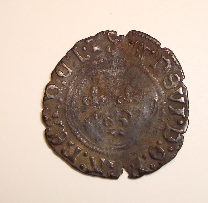 QUIZ ! ... Qui suis-je ? ... Rarissime double tournois de Louis XII frappé à Tarascon Double11