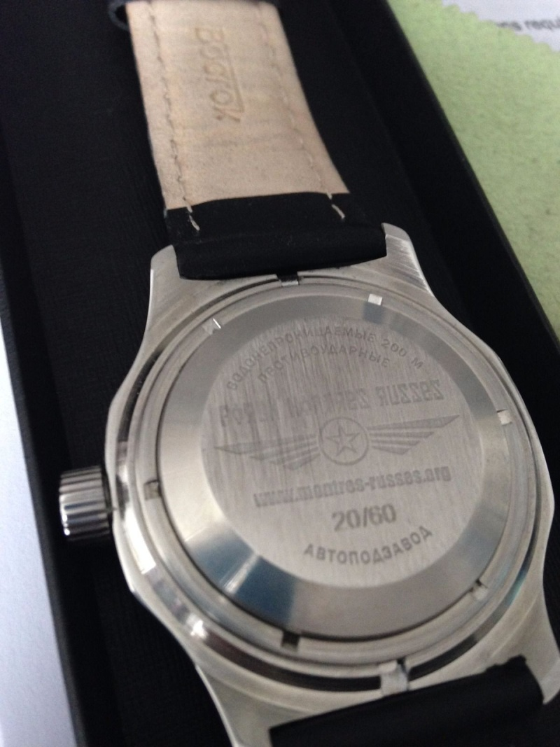 Qui vend la montre N°20/60 _5712