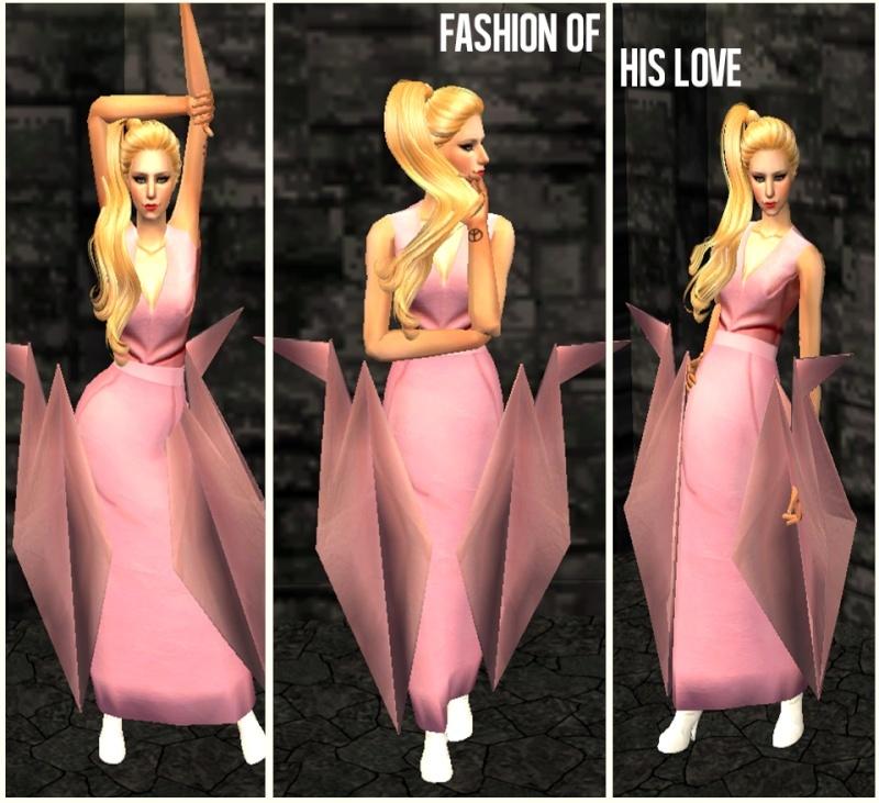 Fashion of his Love ! -Sims2- Fashio10
