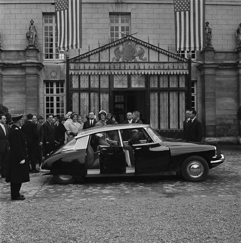 [PEOPLE] Citroën et les stars... 1961-j10