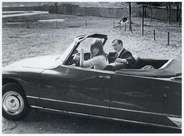 [PEOPLE] Citroën et les stars... Bf7ffb11