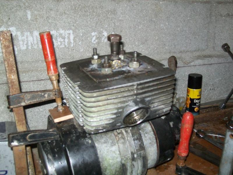outil pour débloquer le piston Moteur10
