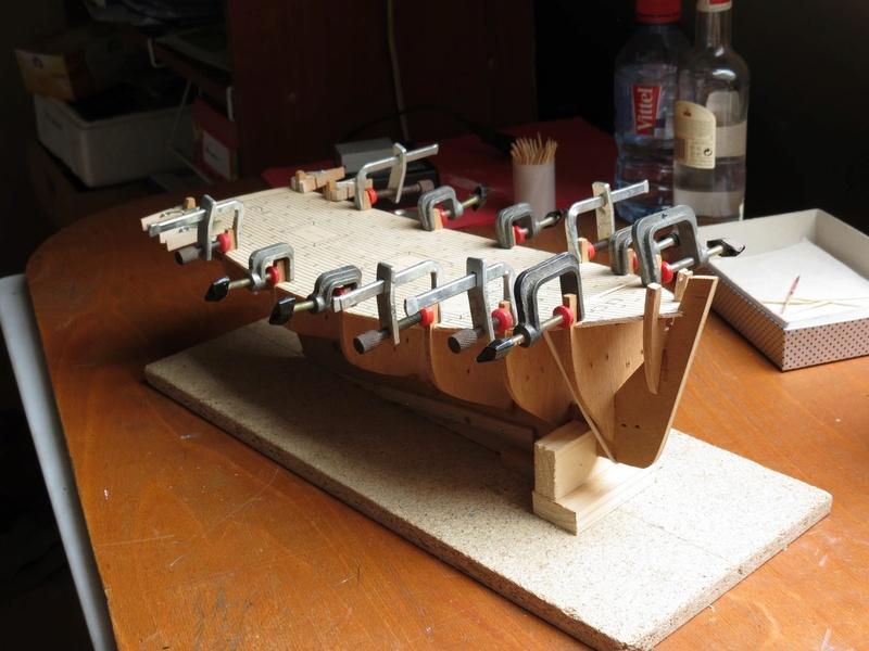 Thonier* - La Marie Jeanne Thonier Billing boats au 1/50 Mj0110