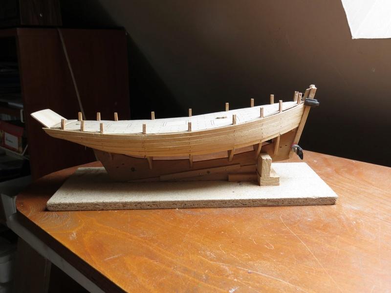 Thonier* - La Marie Jeanne Thonier Billing boats au 1/50 Mj0811