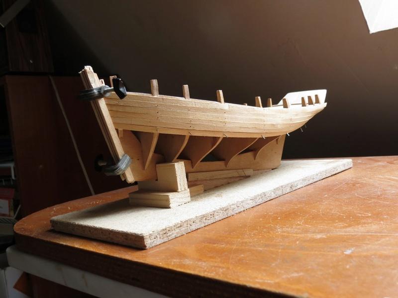 Thonier* - La Marie Jeanne Thonier Billing boats au 1/50 Mj0911