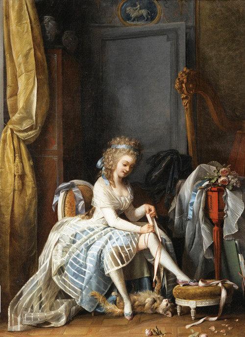 L'hygiène et la toilette au temps de Marie-Antoinette - Page 9 -jeune10