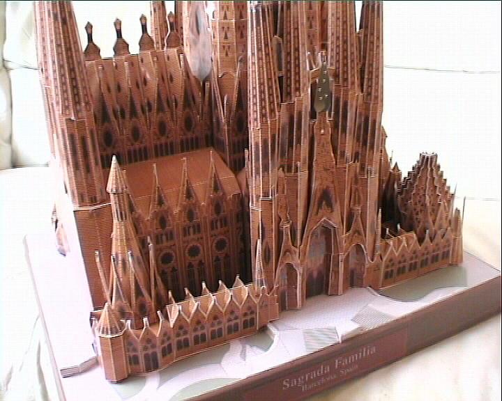 Sagrada Familia (Creative Park) * 1.5 Sagrad52