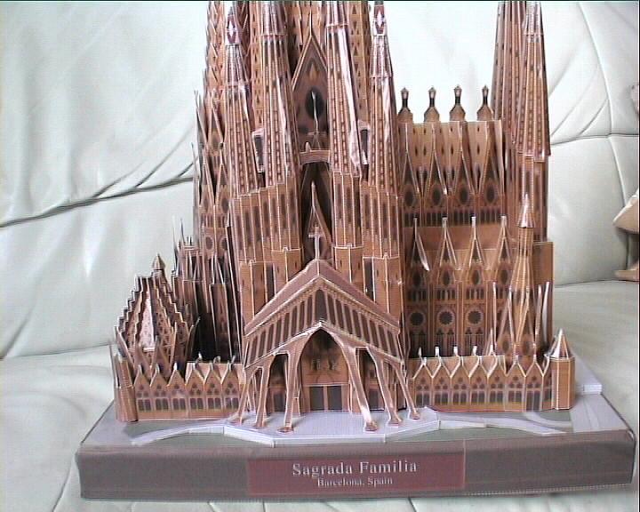 Sagrada Familia (Creative Park) * 1.5 Sagrad53