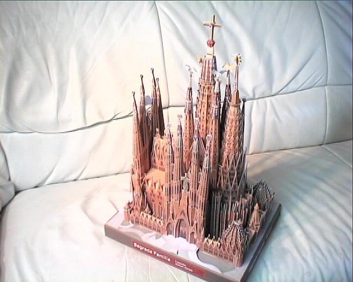 Sagrada Familia (Creative Park) * 1.5 Sagrad55