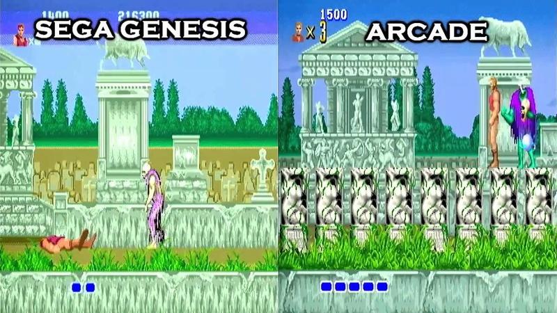MEGADRIVE vs SUPER NINTENDO : Fight ! - Page 5 Arcade10