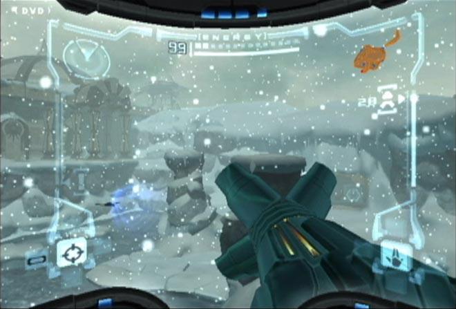 Vos jeux et niveaux où il fait froid préférés Metroi10