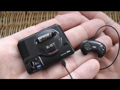 Sega annonce une Mini Megadrive Mini_m10