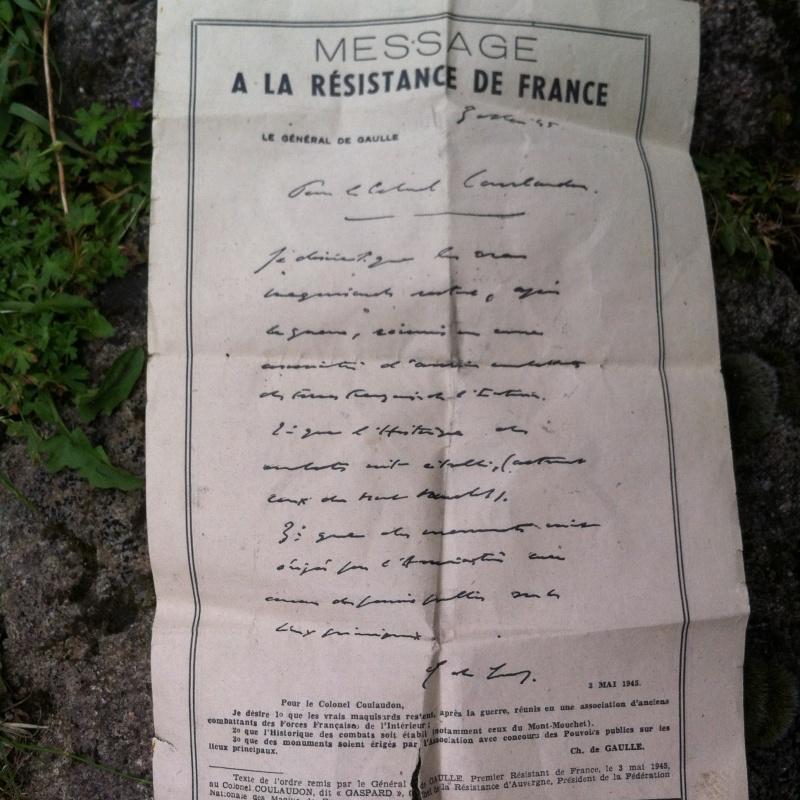 Le MONT-MOUCHET, haut lieu de la Résistance - Page 3 Img_9022