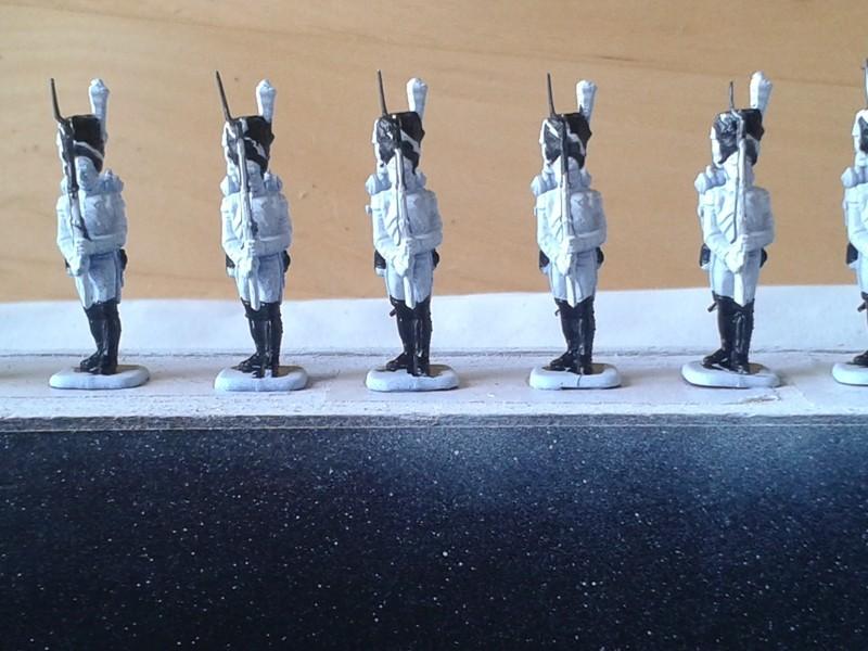 Truppenmanöver der Garde. 20130524