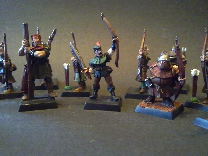 Die Bogenschützen von Bergerac 28 mm 23072010