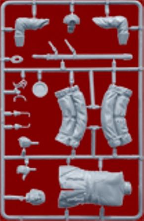 Kuirassiertrompeter von Mini-art B10
