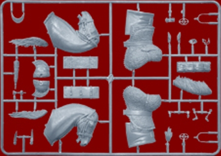 Kuirassiertrompeter von Mini-art D10