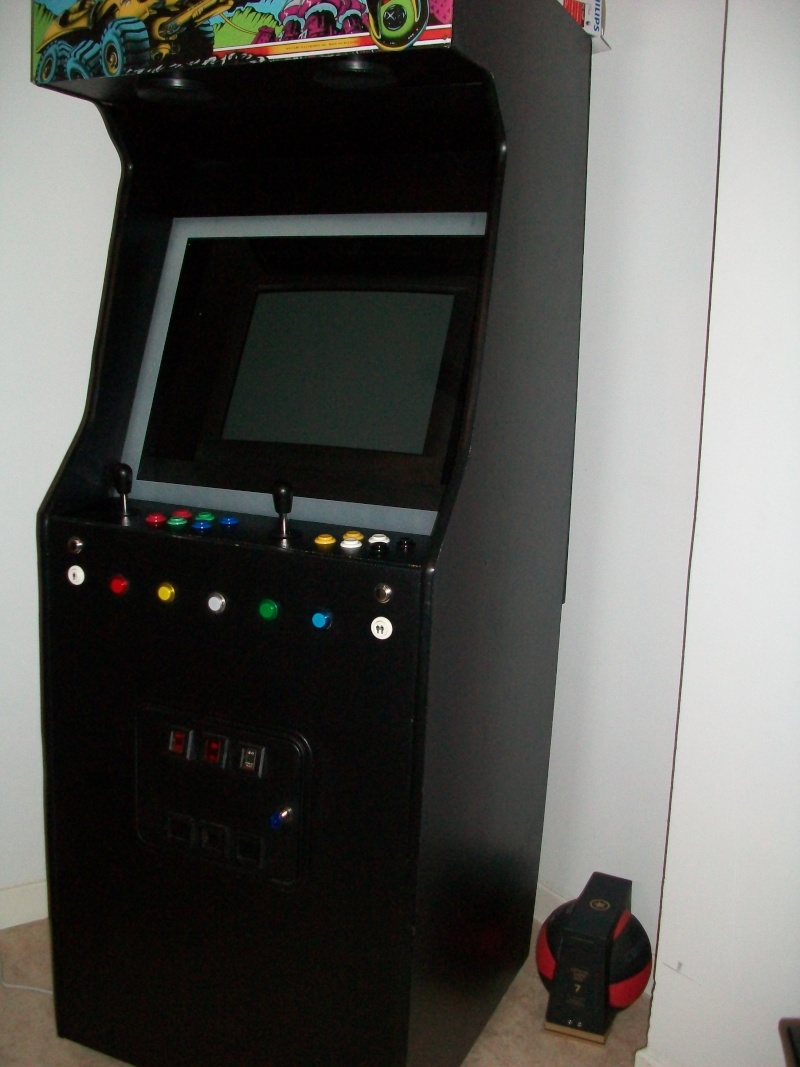 Comment se construire une mini borne d'arcade.  Photo_16