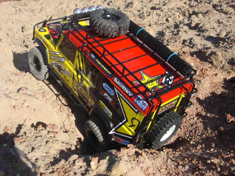 RC4WD Gelände D110 Ultimate Scale Truck (RTR) 612