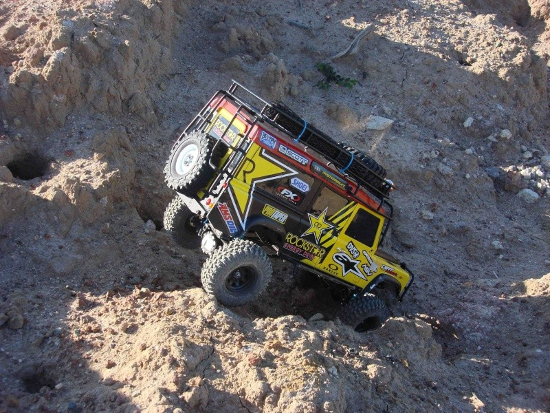 RC4WD Gelände D110 Ultimate Scale Truck (RTR) 812