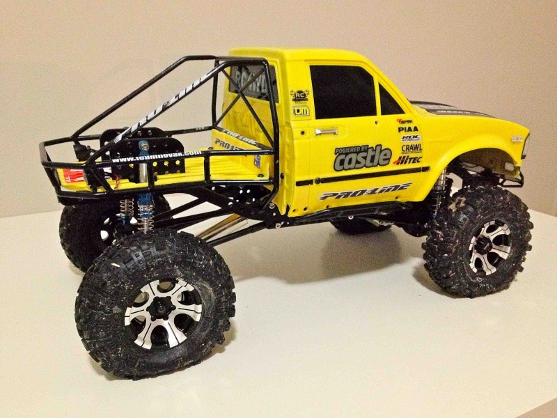 RC4WD Boyer 1/10 Scale Truggy Z10