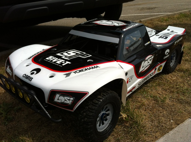 My Baby 5ive : un Losi 5ive-T made ine 68 Img_2623