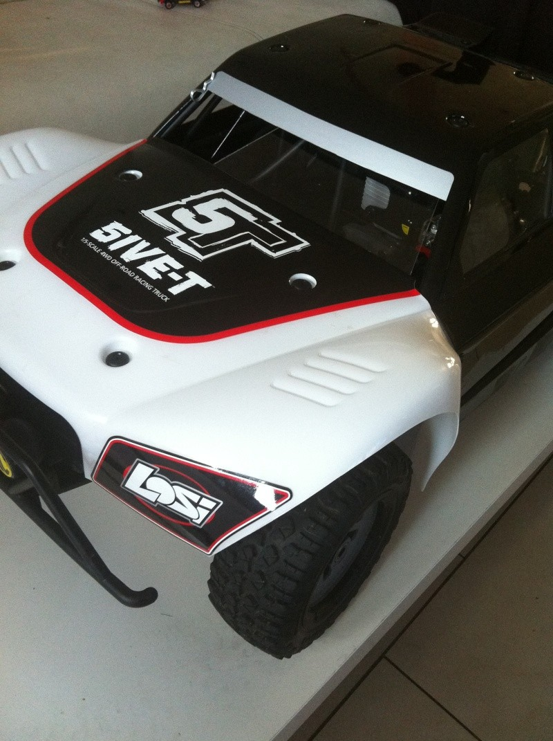My Baby 5ive : un Losi 5ive-T made ine 68 Img_2712
