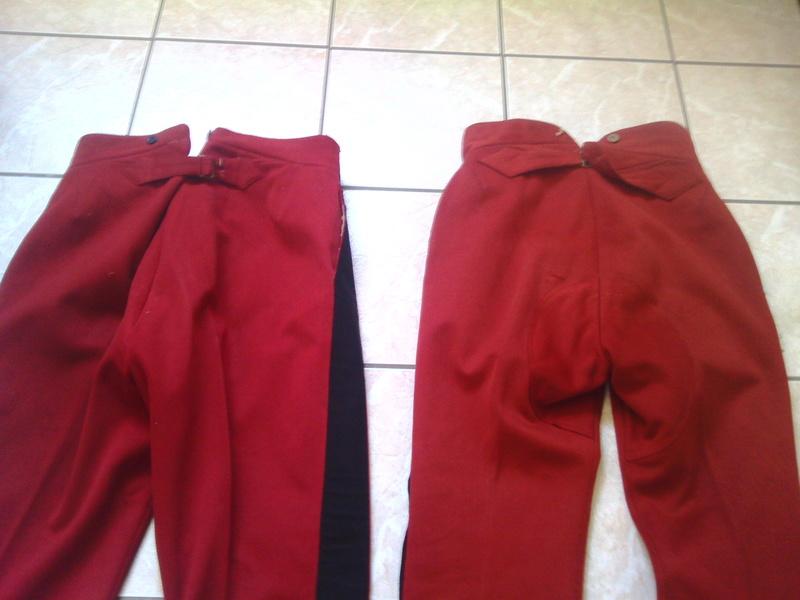 """Une question ... Différences pantalon """"1900"""" et 1931 Img_2041"""