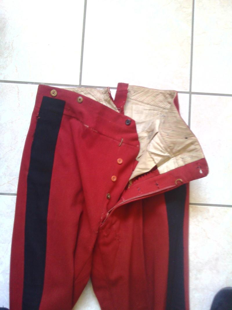 """Une question ... Différences pantalon """"1900"""" et 1931 Img_2047"""