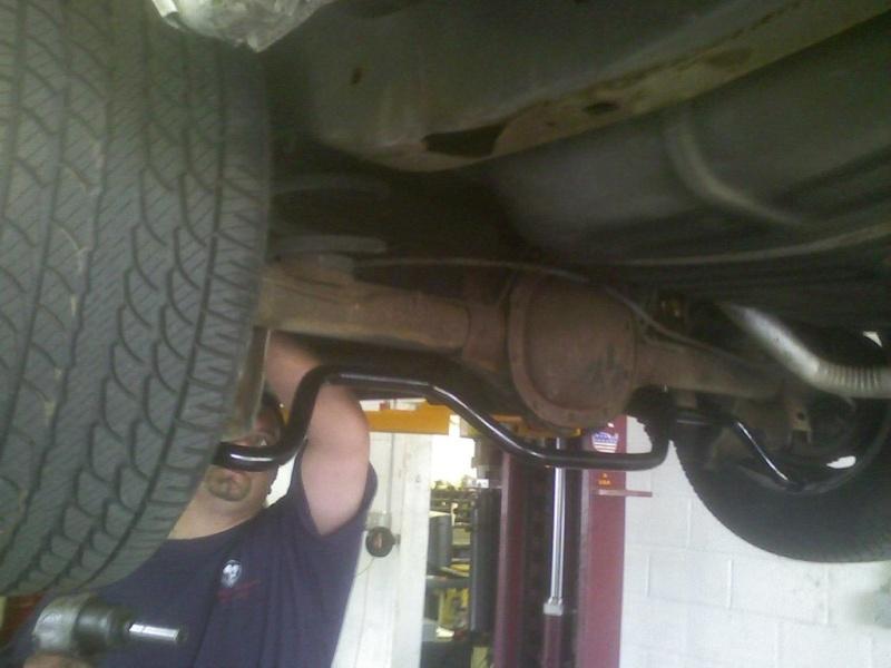 rear wheel fitment 15x10 w/ 275-60 drag radials 11074211