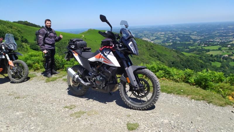 Petit essai de la KTM 390 Adventure Img_2032