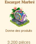 Escargot Marbré => Dalle Marbre Blanc / Dalle Marbre Noir / Dalle Marbre Bleu / Dalle Marbre Rose Sans_124