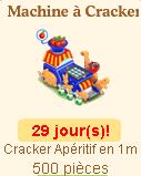 Machine à Cracker Apéritif Sans_201
