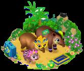 Famille Tapir Sans_274