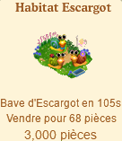 Habitat Escargot => Bave d'Escargot Sans_340