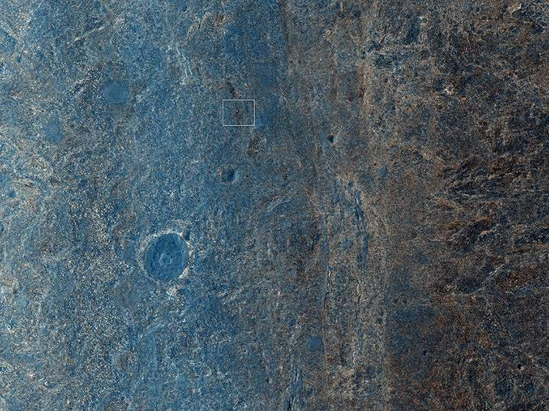 Opportunity's Journey at Endeavour Crater  Esp_0311