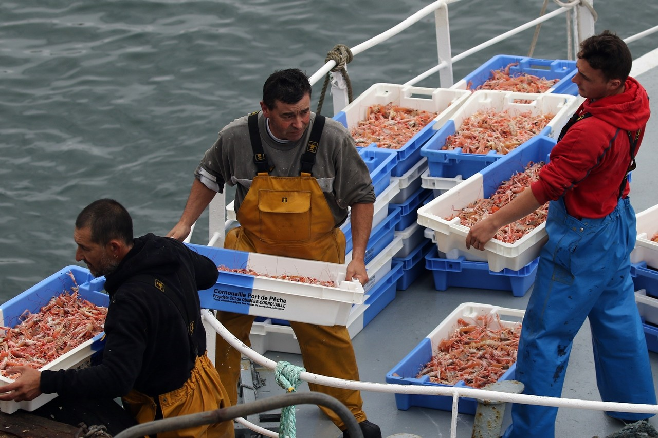 Le Guilvinec et St Guénolé ports de pêche du Pays Bigouden Img_8910
