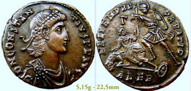 Les Constances II, ses Césars et ces opposants par Rayban35 20140210