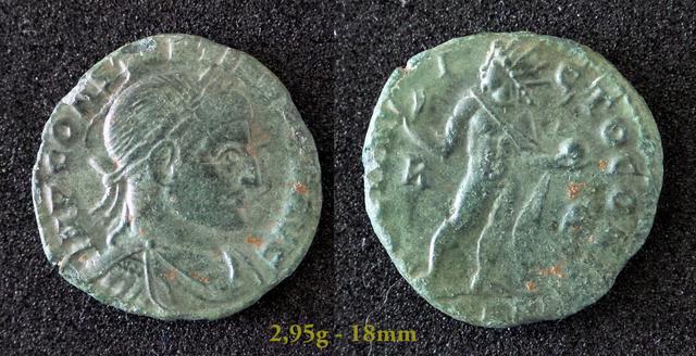 Les Constantins Ier et Constantins II de Rayban35 Charge30