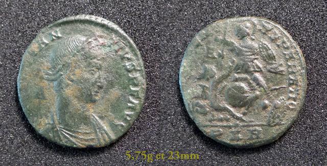 Les Constances II, ses Césars et ces opposants par Rayban35 Charge31