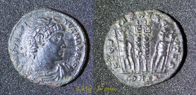 Les Constantins Ier et Constantins II de Rayban35 Charge32