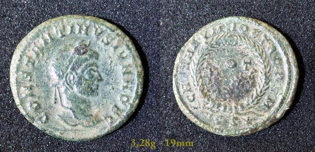 Les Constantins Ier et Constantins II de Rayban35 Charge43