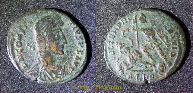 Les Constances II, ses Césars et ces opposants par Rayban35 Charge48