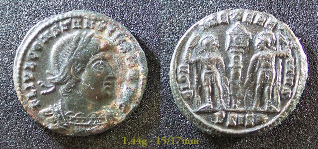 Les Constances II, ses Césars et ces opposants par Rayban35 Charge51