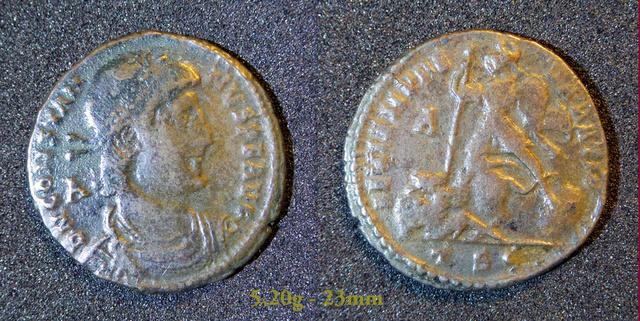 Les Constances II, ses Césars et ces opposants par Rayban35 Charge52