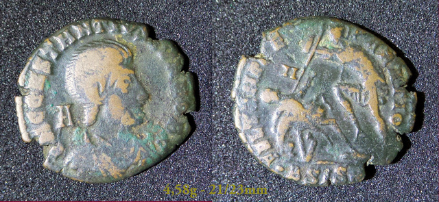 Les Constances II, ses Césars et ces opposants par Rayban35 Charge53